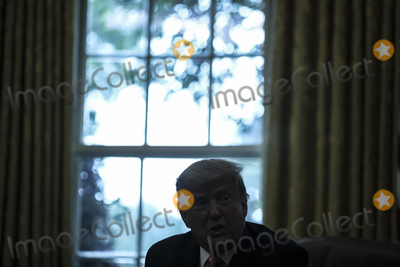 Photos From President Trump Speaks at the White House