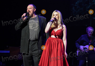 Ana Cristina Photo - 21 October 2016 - Cleveland Ohio - John Carter Cash and Ana Cristina Next weekend they have plans to marry each other 21st Annual Music Masters recipient Johnny Cash is remembered by his son John Carter Cash during Johnny Cash week sponsored by the Rock and Roll Hall of Fame and Museum at the State Theatre Photo Credit Craig WilkinsAdMedia