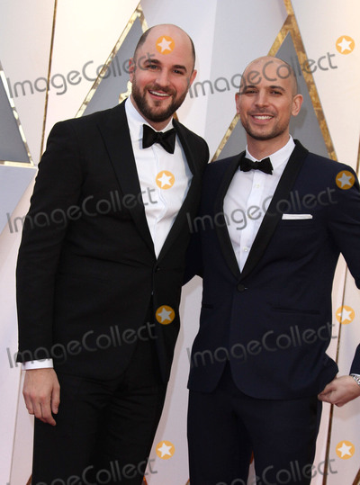 Jordan Horowitz Photo - 26 February 2017 - Hollywood California - Fred Berger Jordan Horowitz 89th Annual Academy Awards presented by the Academy of Motion Picture Arts and Sciences held at Hollywood  Highland Center Photo Credit AdMedia