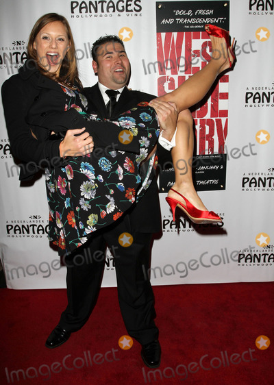 Photo - West Side Story Play Los Angeles Opening Night