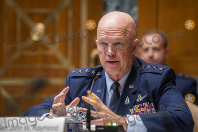 Photos From Senate Committee on Appropriations - Subcommittee on Defense hearing to examine proposed budget estimates and justification for fiscal year 2022 for the Air Force and Space Force