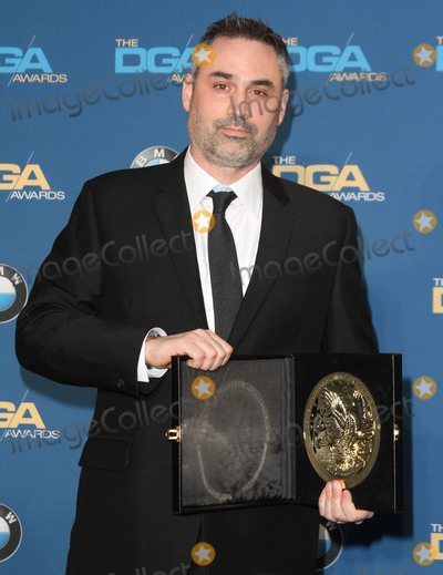 Alex Garland Photo - 06 February 2016 - Los Angeles California - Alex Garland 68th Annual DGA Awards 2016 - Press Room held at the Hyatt Regency Century Plaza Photo Credit AdMedia