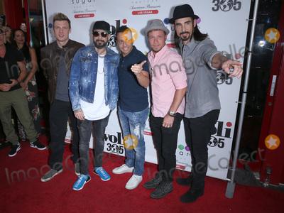 Photo - Backstreet Boys at Sugar Factory at Fashion Show Las Vegas