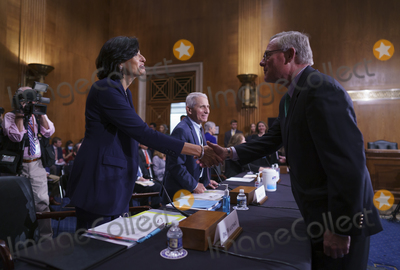 Photo - US Senate Committee on Health Education Labor  Pensions hearing The Path Forward A Federal Perspective on the COVID-19 Response