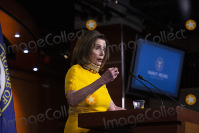 Photo - Speaker Pelosi Holds a Press Conference
