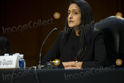 Photos From Senate Committee on the Judiciary hearing to examine the nominations of Lisa O. Monaco, to be Department of Justice, Deputy Attorney General, and Vanita Gupta, to be Department of Justice, Associate Attorney General.