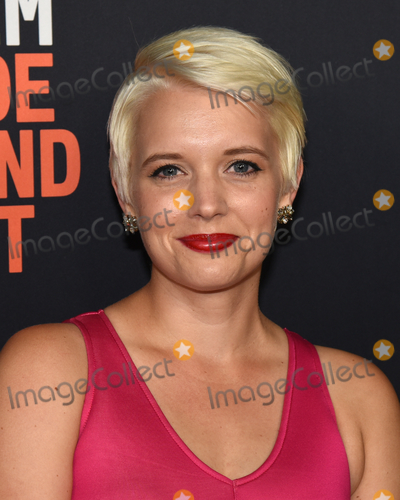 ALI GRUSELL Photo - 25 September 2018 - Hollywood California - ALI GRUSELL 2018 Los Angeles Film Festival Gala Screening of The Oath held at the Arclight Hollywood Photo Credit Billy BennightAdMedia