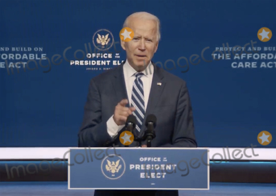 Photo - Joe Biden Addresses the Nation on the Affordable Care Act