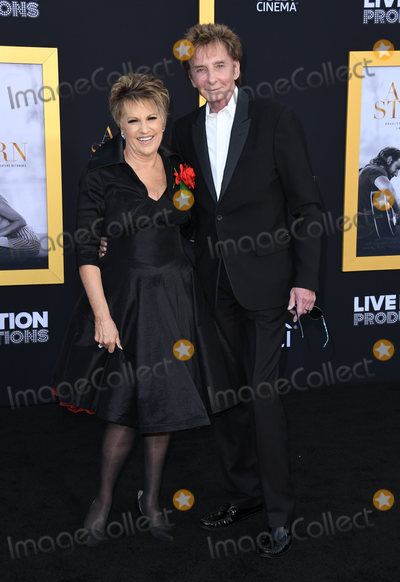 Photo - 24 September 2018 - Los Angeles California - Lorna Luft Barry Manilow A Star is Born Los Angeles Premiere held at The Shrine Auditorium Photo Credit Birdie ThompsonAdMedia