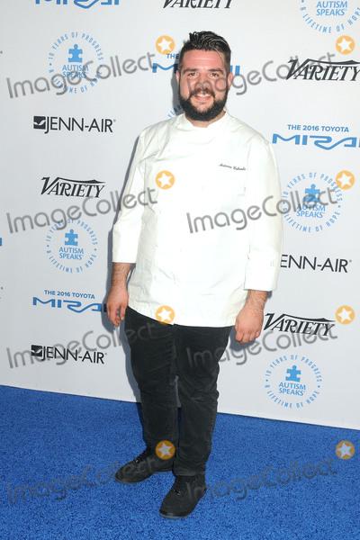 Antonio Colombo Photo - 8 October 2015 - Santa Monica California - Antonio Colombo Autism Speaks To Los Angeles Celebrity Chef Gala held at Barker Hangar Photo Credit Byron PurvisAdMedia