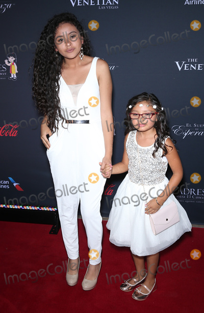 Alondra Santos Photo - 20 August 2016 - Las Vegas Nevada - Alondra Santos Eva Longoria hosts the 2016 El Sueno De Esperanza Celebration at The Venetian Photo Credit MJTAdMedia