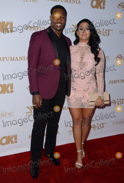 Akeem Ayers Photo - 12 February  - Hollywood Ca - Akeem Ayers Arrivals for the OK Magazines Pre-Grammy Event held at Lure Nightclub Photo Credit Birdie ThompsonAdMedia