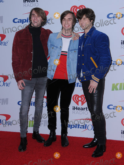 Acting Normal Photo - 01 December  2017 - Inglewood California - Acting Normal 2017 1027 KIIS FMs Jingle Ball held at The Forum in Inglewood Photo Credit Birdie ThompsonAdMedia