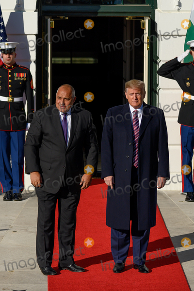 Photos From United States President Trump welcomes Bulgarian Prime Minister Borissov to the White House