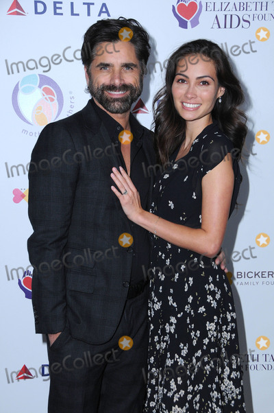 Photo - 24 October  2017 - Beverly Hills California - John Stamos Caitlin McHughs Elizabeth Taylor AIDS Foundation and Mothers2Mothers Benefit Dinner held at The Green Acres Estates in Beverly Hills Photo Credit Birdie ThompsonAdMedia