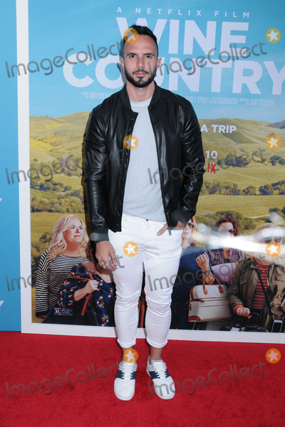Photos From Carlos Brandt at the World Premiere of 'WINE COUNTRY'  in NYC
