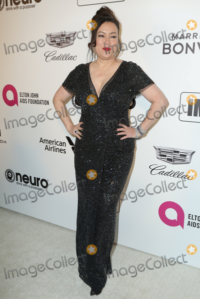 Meg Tilly Photo - 24 February 2019 - West Hollywood California - Meg Tilly 27th Annual Elton John Academy Awards Viewing Party held at West Hollywood Park Photo Credit PMAAdMedia