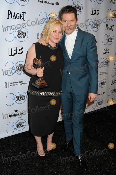Photos From 2015 Film Independent Spirit Awards - Press Room