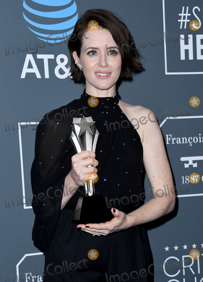 Photos From The 24th Annual Critics' Choice Awards - Press Room