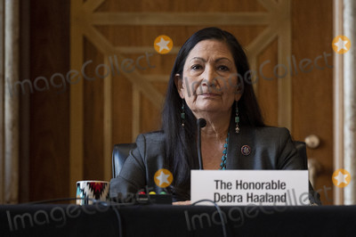 Photos From US Senate Committee on Energy and Rersources Hearing to Consider the Nomination Debra Haaland to be US Secretary of the Interior