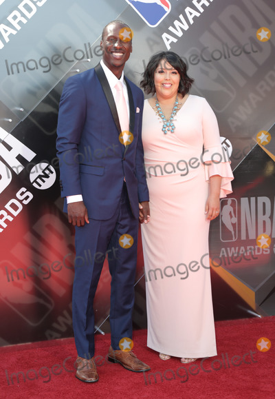 Andre Ingram Photo - 25 June 2018 - Santa Monica California - Andre Ingram 2018 NBA Awards held at Barker Hangar Photo Credit PMAAdMedia