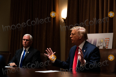 Photos From President Trump Meets National Association of Police Organizations (NAPO) Leadership
