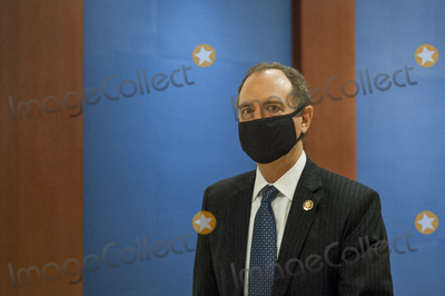 Photos From Arrivals for a Classified Briefing on Election Securiity for Members of Congress