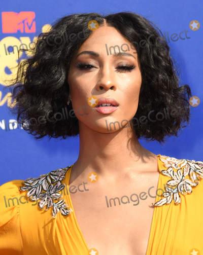 Photo - 15 June 2019 - Santa Monica California - MJ Rodriguez 2019 MTV Movie and TV Awards held at Barker Hangar Photo Credit Birdie ThompsonAdMedia