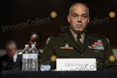 Photo - US Senate Armed Services Committee Holds Nominations Hearing For National Security Positions