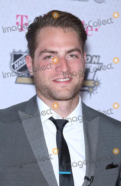 Braden Holtby Photo - 21 June 2017 - Las Vegas Nevada - Braden Holtby 2017 NHL Awards Magenta Carpet Arrivals at T-Mobile Arena Photo Credit MJTAdMedia