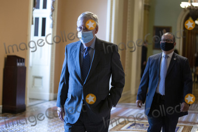 Photo - United States Senate Majority Leader Mitch McConnell (Republican of Kentucky)