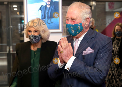 Photos From Royal Visit To The Soho Theatre