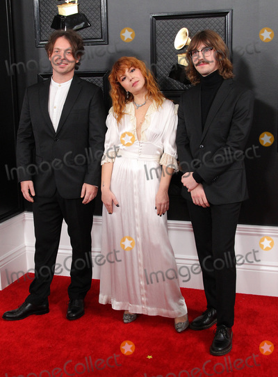 Altin Gun Photo - 26 January 2020 - Los Angeles California - Altin Gun 62nd Annual GRAMMY Awards held at Staples Center Photo Credit AdMedia