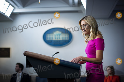 Photos From Kayleigh McEnany Press Briefing