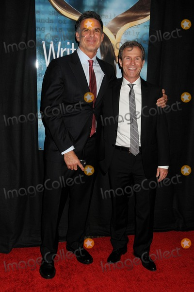 Andrew Lazar Photo - 14 February 2015 - Century City California - Peter Morgan Andrew Lazar 2015 Writers Guild Awards West Coast - Arrivals held at the Hyatt Regency Century Plaza Hotel Photo Credit Byron PurvisAdMedia