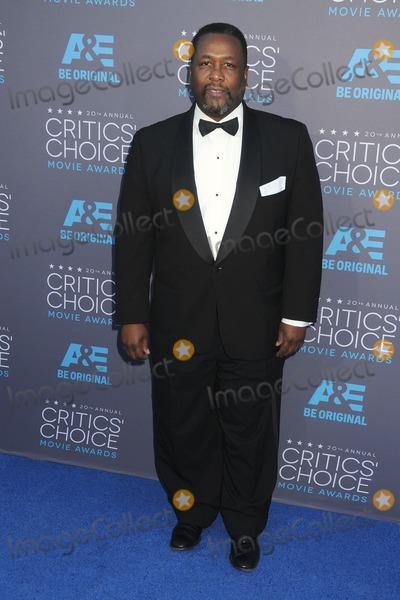 Wendell Pierce Photo - 15 January 2015 - Hollywood California - Wendell Pierce 20th Annual Critics Choice Movie Awards - Arrivals held the Hollywood Palladium Photo Credit Byron PurvisAdMedia
