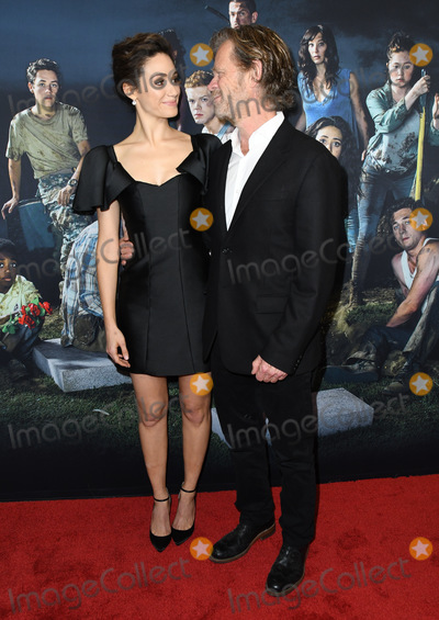Photo - 24 May 2018 - Hollywood California - Emmy Rossum William H Macy Showtimes Shameless FYC Event held at Lindwood Dunn Theater Photo Credit Birdie ThompsonAdMedia