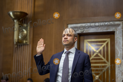 Photos From Samuel T. Walsh appears before a Senate Committee on Energy and Natural Resources hearing for his nomination to be General Counsel, Department of Energy