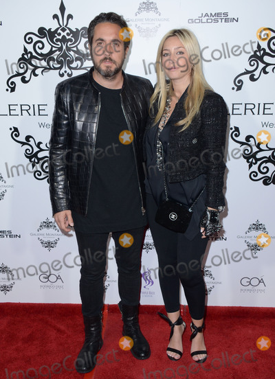 Yoni Boutboul Photo - 19 February 2016 - West Hollywood California - Yoni Boutboul Arrivals for the opening of Galerie Montaigne held at Galerie Montaigne Photo Credit Birdie ThompsonAdMedia