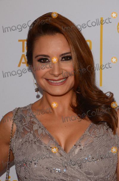 Azalea Iniguez Photo - 26 July 2014 - North Hollywood California - Azalea Iniguez Arrivals for the Television Academys 66th Los Angeles Area Emmy Awards held at the Leonard H Goldenson Theatre in North Hollywood Ca Photo Credit Birdie ThompsonAdMedia