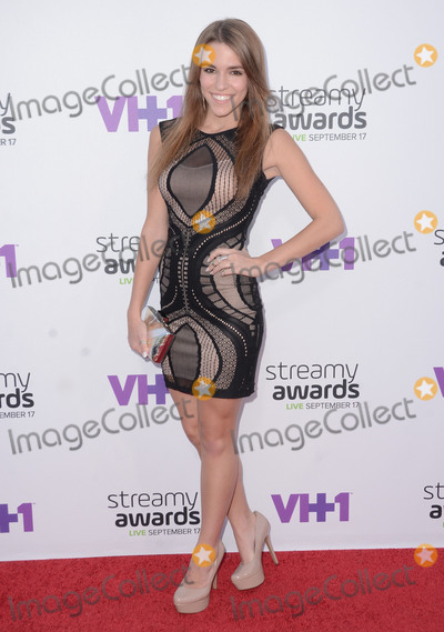 Amy Marie Photo - 17 September  2015 - Hollywood California - Amy Marie Arrivals for the 5th Annual Streamy Awards presented by Tubelifter Dick Clark Productions and VH1 held at Hollywood Palladium Photo Credit Birdie ThompsonAdMedia