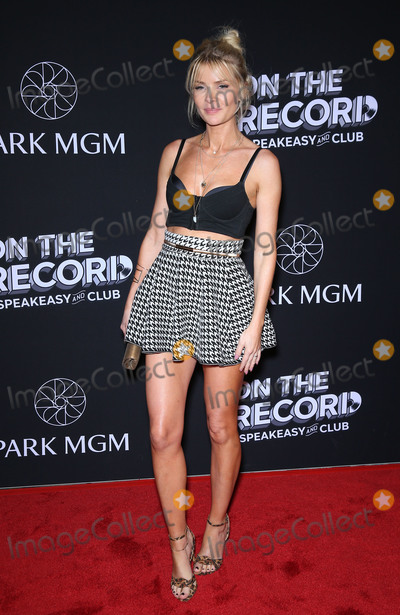 Anita Green Photo - 19 January 2019 - Las Vegas NV -  Anita Green  On The Record Grand Opening Red Carpet at Park MGM Photo Credit MJTAdMedia