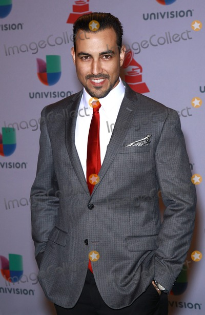 Andres Dalmastro Photo - 20 November 2014 - Las Vegas Nevada -  Andres Dalmastro  15th Annual Latin Grammy Arrivals at MGM Grand Garden Arena  Photo Credit MJTAdMedia