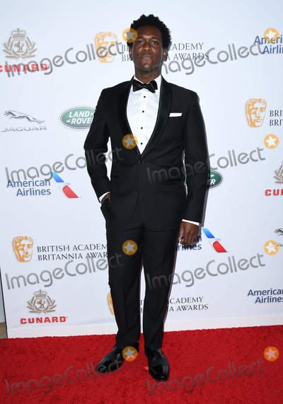 Abubakar Salim Photo - 26 October 2018 - Beverly Hills California - Abubakar Salim 2018 British Academy Britannia Awards held at The Beverly Hilton Hotel Photo Credit Birdie ThompsonAdMedia