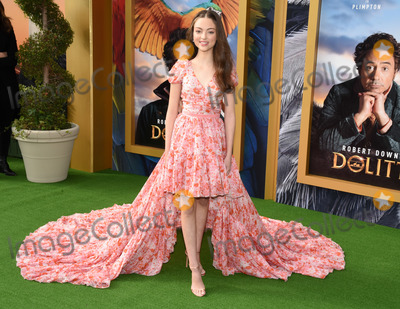 Photo - Dolittle Los Angeles Premiere