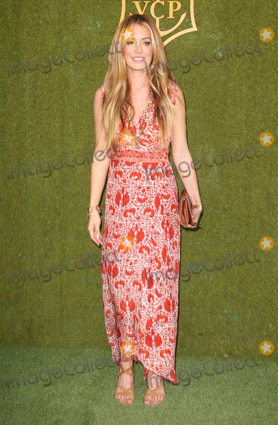 Photo - 14 October 2017 - Pacific Palisades California - Cat Deeley 8th Annual Veuve Clicquot Polo Classic held at at Will Rogers State Historic Park Photo Credit F SadouAdMedia