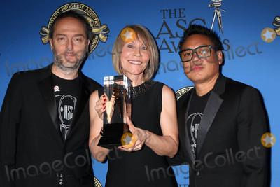 Emmanuel Lubezki Photo - Matthew Libatique Isabella James Purefoy Ellis Emmanuel Lubezkiat the 32nd American Society of Cinematographers Awards Dolby Ballroom 02-17-18