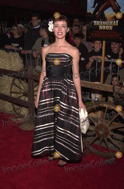 Mia Sara Photo -  Mia Sara at the premiere of Touchstones Shanghai Noon in Hollywood 05-23-00