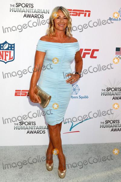 Photo - Nadia Comaneciat the 4th Annual Sports Humanitarian Awards The Novo Los Angeles CA 07-17-18