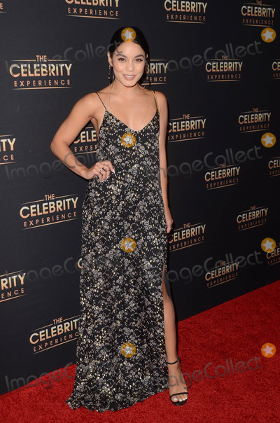 Photos From Vanessa Hudgens Appears at 'The Celebrity Experience'